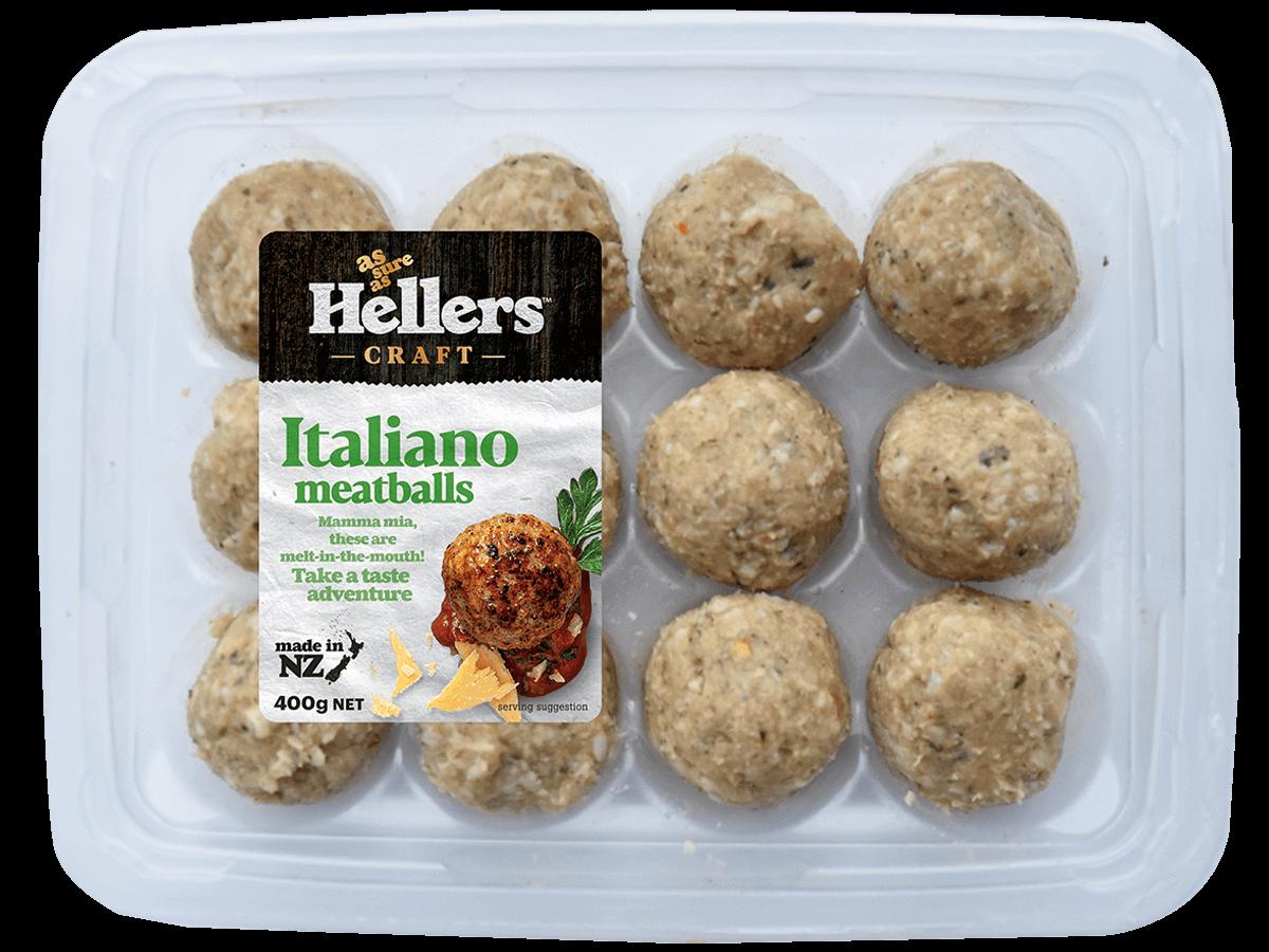 Italiano meatballs