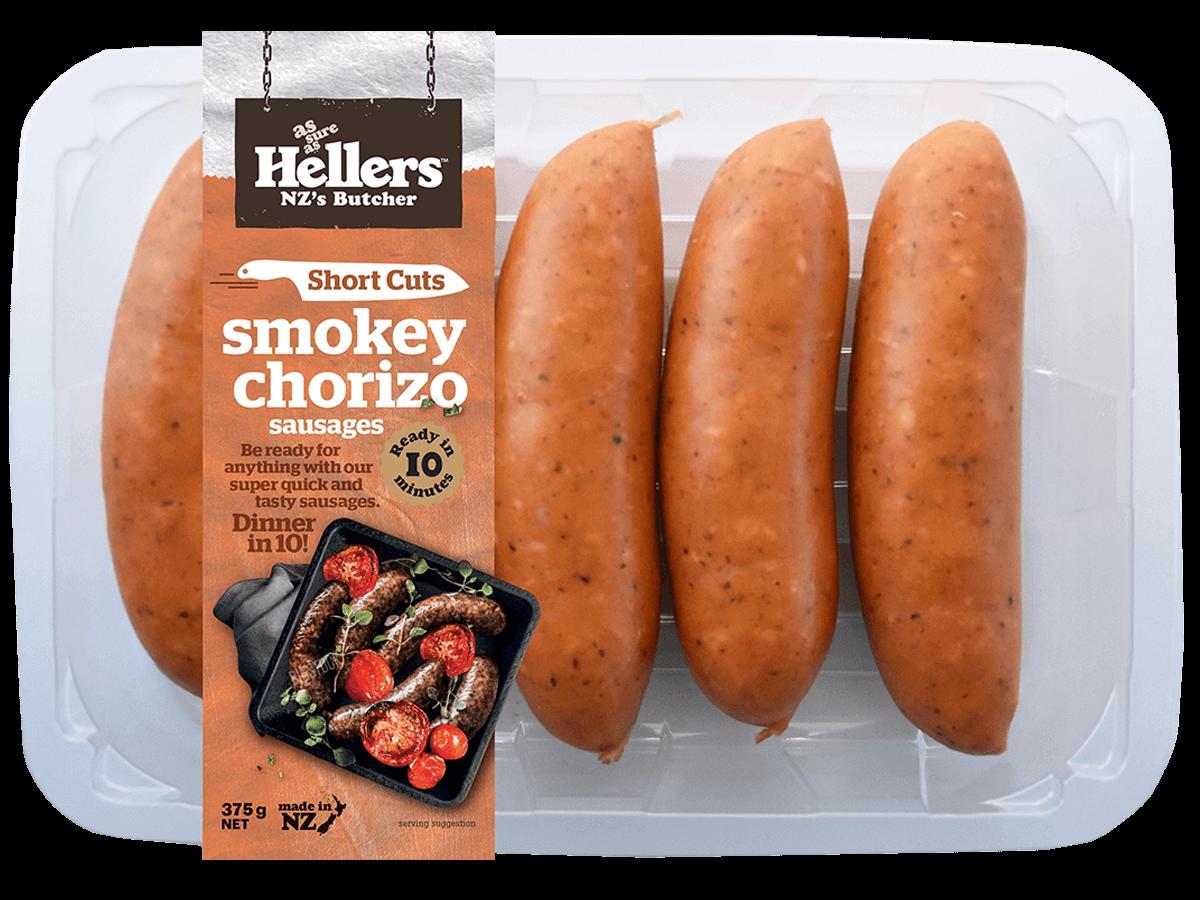 Smokey Chorizo Sausages
